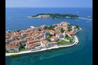 Poreč – einer der beliebtesten Ferienorte in Kroatien